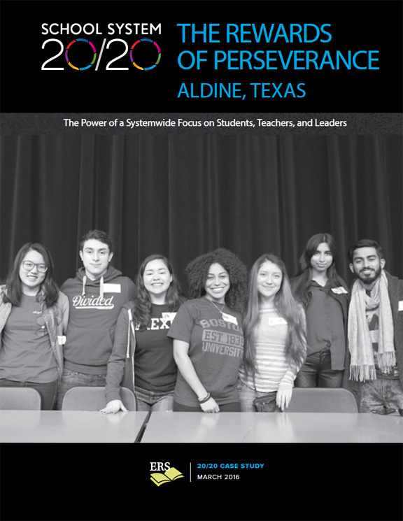 The Rewards of Perseverance: A Case Study of Aldine Independent School District (AISD)