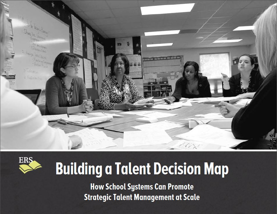 Building a Talent Decision Map for K-12 Human Capital