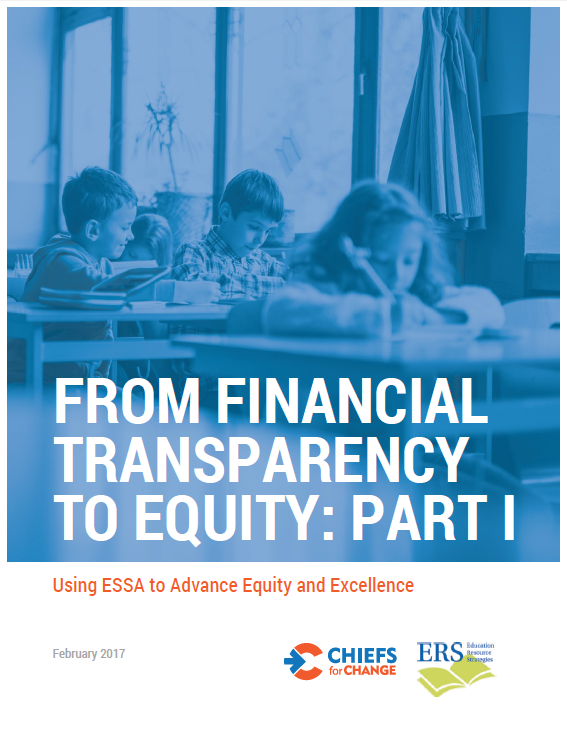 From Financial Transparency to Equity: Part 1
