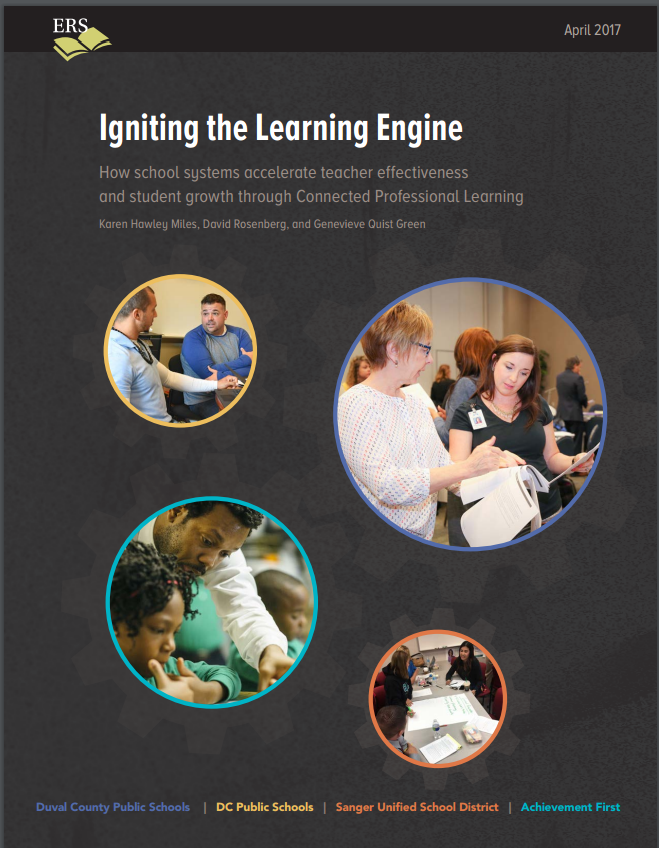 Igniting the Learning Engine cover