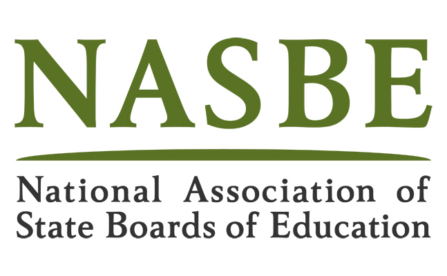 NASBE logo