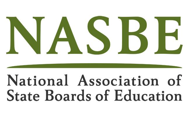 NASBE logo