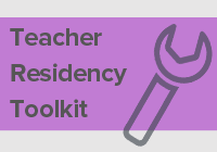 Teacher Residency Toolkit thumb