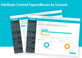ACES Tool: Attribute Central Expenditures to Schools
