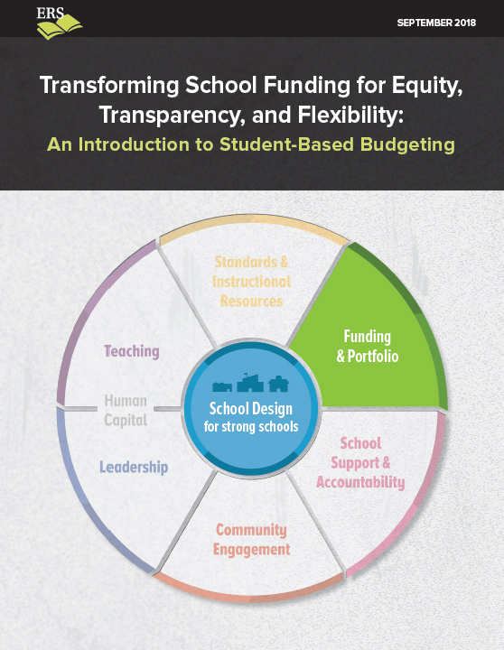 Cover of Transforming School Funding for Equity, Transparency, and Flexibility: An Introduction to Student-Based Budgeting